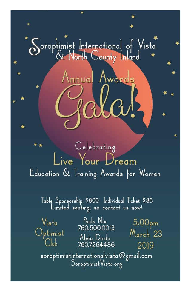 Live Your Dream Gala